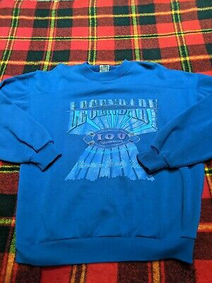 VTG 90s IOU Legendary Crew-Neck Sweatshirt Street Wear