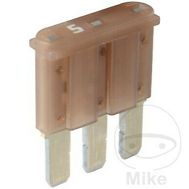Herth & Buss Micro 3 Fuse 5A Light Brown 50295665
