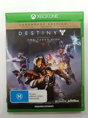 Destiny The Taken King Xbox One Microsoft Xbox One Game