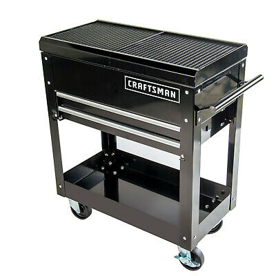 Craftsman 31-in 2-Drawer Mechanic Tool Cart - NEW