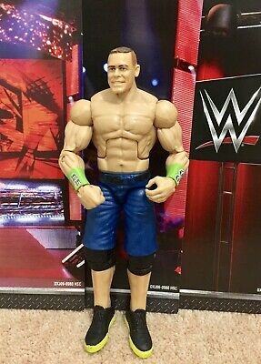 WWE Mattel figure action ELITE JOHN CENA Hollywood TOY kid Marine Wwf Raw