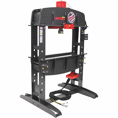 Edwards 60-Ton Shop Press with Porta Power - 3-Phase, 230 Volt, Model# HAT8020