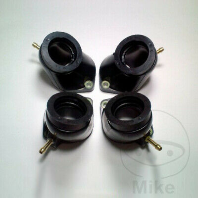 Motorcycle Intake Inlet Rubber Kit (x4)