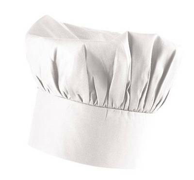 Children Cook's Hat Bistro Cap White Cook Playing Carnival New