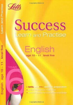 English Age 10-11 Level 5: Learn and Practise (Letts Key Stage 2 Success)-Educa