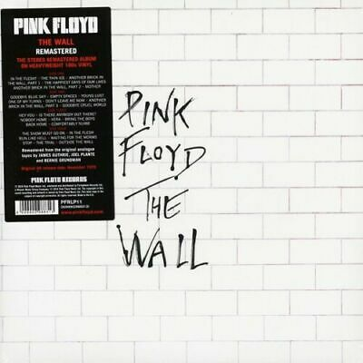 Pink Floyd - The Wall (remastered 180g Double LP Vinyl) sealed
