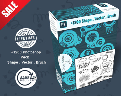 +3000 Photoshop Elements Graphic Design Pack ⚡ Collection 2020 🔥 Full Version