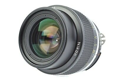Nikon Ai-S Zoom-NIKKOR 28-50mm f/3.5 Manual Focus Wide-Angle Zoom Lens   #P4208