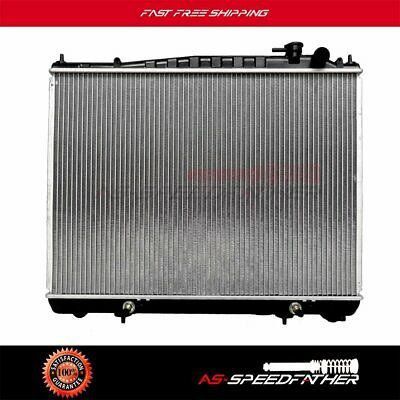 Replacement New Aluminum Radiator for 1997-2000 Chevy Venture 3.4L Fits Q1890