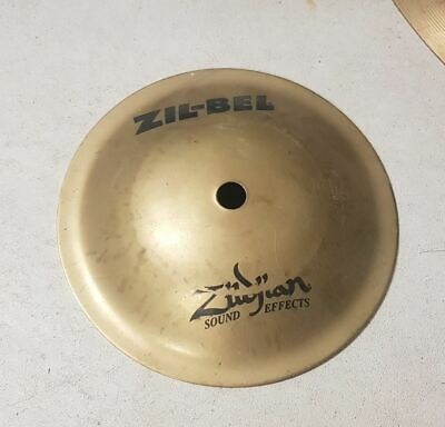 Zildjian Zil-Bel - Hardly Used - Drums Percussion Cymbals