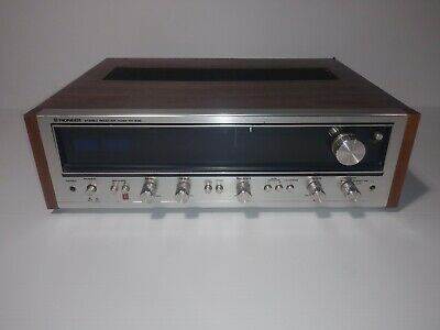 Vintage Pioneer SX-636 AM/FM Stereo Receiver NICE