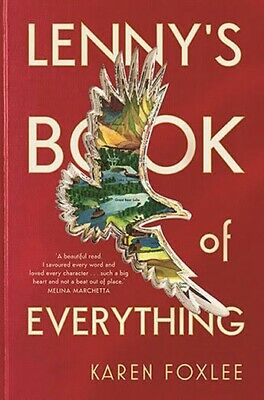 Lenny's Book of Everything - Karen Foxlee - Free Shipping