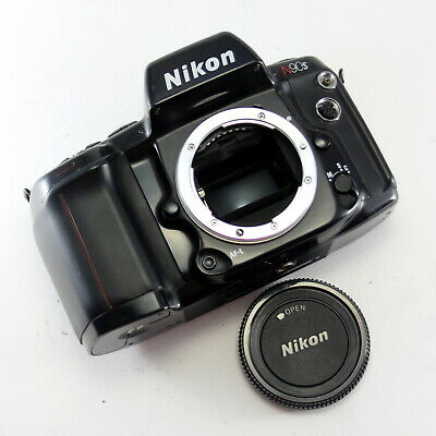 【EXCELLENT】 Nikon  N90S 35mm SLR Film Camera Body Only From Japan!