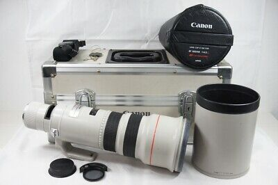 Canon EF 500mm F4.5L USM AF Lens for EOS EF Mount w/ Trunk Case #200203c