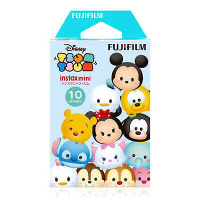 2019-02 Fujifilm Instax Twinkle Tsum 10 Sheets for 7s 8 8+ 9 25 50s 70 90 300