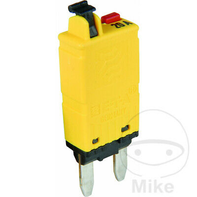 Herth & Buss Mini Automatic Circuit Breaker 20A 50295994