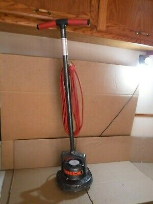 ORECK XL 400 Orbiter Heavy-Duty Floor Polisher Scrubber Buffer
