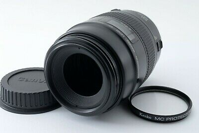 [NEAR MINT]Canon EF 100mm f/2.8 1:2.8 Macro lens w/caps non-usm from Japan 54618