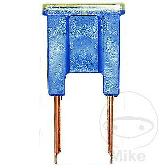 Pal Fuse BT Male 100A Blue 4001796509513