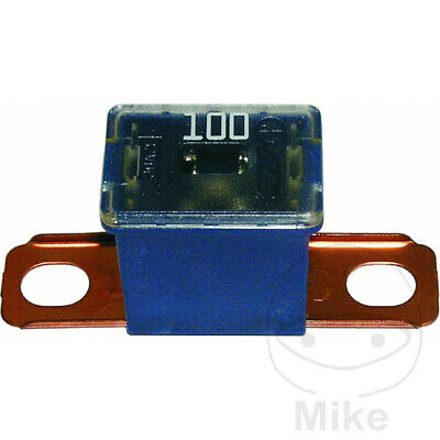 Pal Fuse CS Short 100A Blue 4001796510441