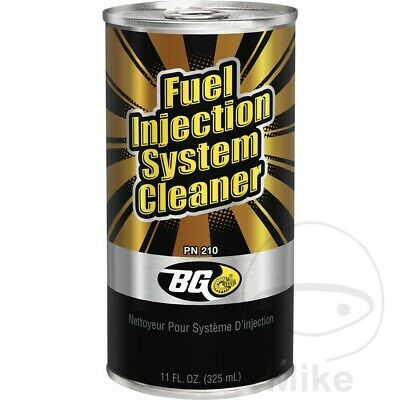 BG Fuel Injection System Cleaner 325ml