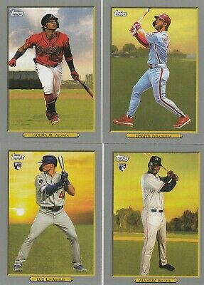 2020 TOPPS SERIES 1 BASEBALL Turkey Red 2020  U-PICK COMPLETE YOUR SET