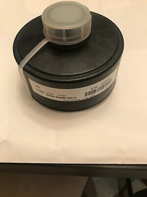 NEW Sealed Genuine Military  Israeli NATO NBC Gas Mask Filter NEW
