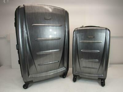 Samsonite Winfield 2 Expandable Hardside 2-Piece Luggage Set 20/28 with Spinner