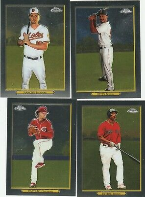 2020 TOPPS SERIES 1 BASEBALL CHROME Turkey Red 2020  U-PICK COMPLETE YOUR SET