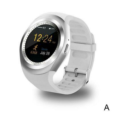 Waterproof Bluetooth Smart Watch Phone Mate For Android Samsung IOS Y1 LG i I6A4