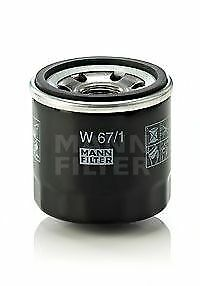 Oil Filter fits ASIA MOTORS Mann Genuine Top Quality Replacement New