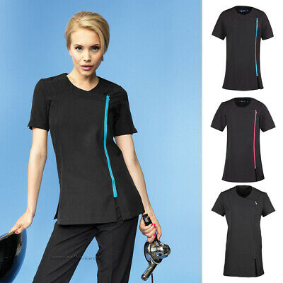 Premier Stretch Tunic Spa Beauty Salon Beautician Massage Hairdressing Uniform