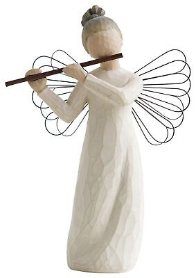 Willow Tree Angel of Harmony 14cm Tall Resin Figurine.