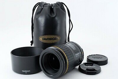 NEAR MINT Tamron SP AF 90mm F/2.8 Macro 72E Lens for Nikon W/ Case From JAPAN