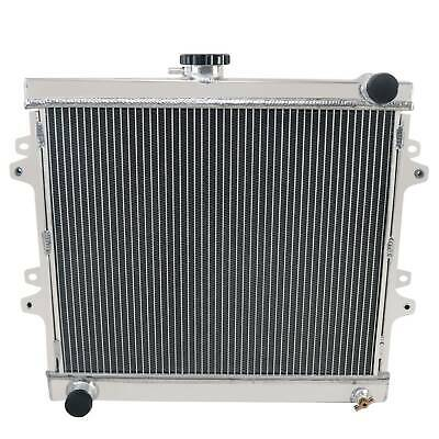 2row 40mm Aluminum Radiator for TOYOTA CAMRY XV40 2.4 l 2AZ-FE I4 AUTO 2007-2011