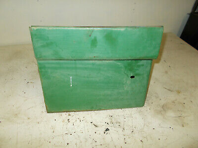 John Deere 420 battery tray AM1800T