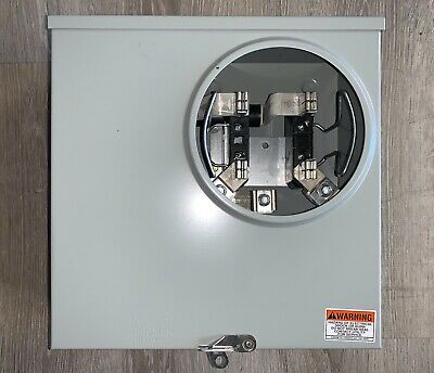 Brand New!!! Eaton 200 A Meter Socket (#UTRS223ACH)