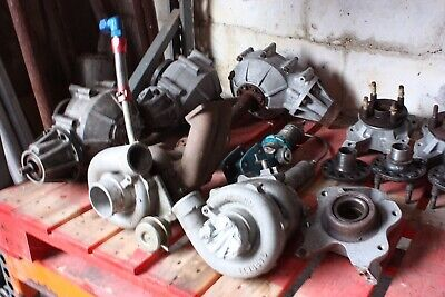 Cosworth Rally Car Parts Job Lot