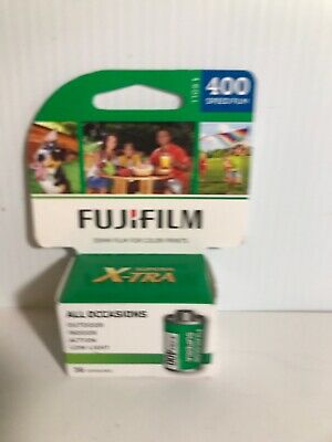 Fuji Superia X-TRA CH ISO 400 Speed 36 Exposures 35mm Color Film 11/2020 1 Roll