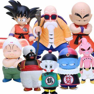 13CM Dragon Ball Christmas Master Roshi model Figure gift statue doll toy new