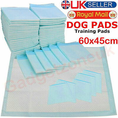 50 100 150 200 60X45Cm Large Puppy Training Pads Toilet Pee Wee Mats Pet Cat Dog