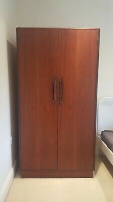 G Plan double wardrobe. Fresco Range.