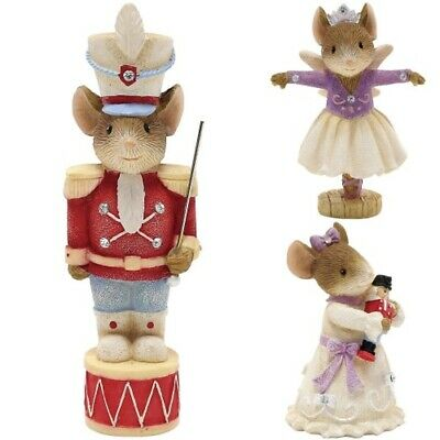 Tails with Heart of Christmas*MINI JACK BE NIMBLE MOUSE*New 2019*NIB*6005744