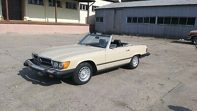 Mercedes-Benz 380sl, 1982, 133.000 mil, original condition