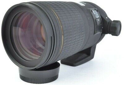 Sigma APO Macro 180mm f/3.5 D HSM IF EX Telephoto Prime Lens for Nikon F #E9365