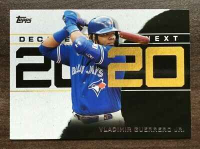 2020 Topps Series 1 Decade's Next Insert ~ Pick your Card