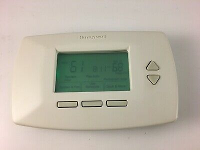 Honeywell RTH7500D1049 Conventional 7-Day Programmable Thermostat ...