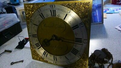Longcase Clocks  Quaker Spike Wallclock
