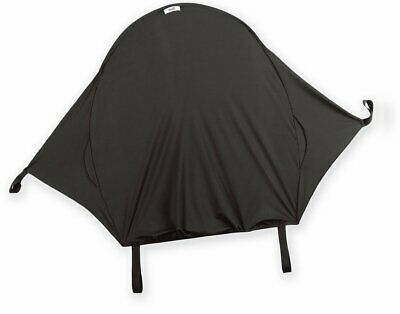 Summer Rayshade Stroller Cover,Style: Stroller Accessories,Color: Black,Cotton