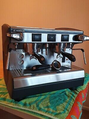 RANCILIO Classe 7 commercial coffee machine - Semi automatic -  Very clean